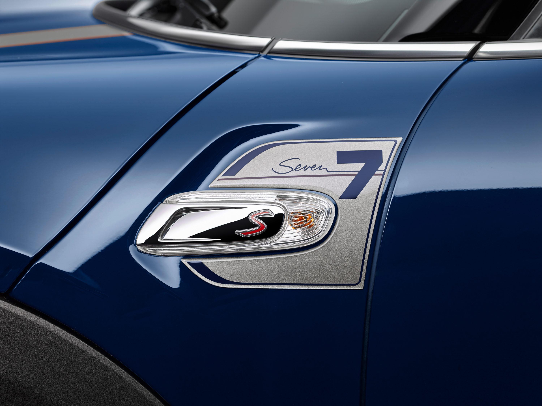 Presentata la nuova Mini Seven: tra innovazione e tradizione