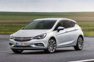New Opel Astra BiTurbo Hatchback: The Spicy One