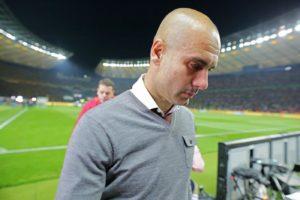 Commosso addio di Guardiola dopo la vittoria della Coppa di Germania