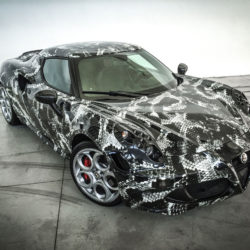 Alfa Romeo 4C Deadly Snake (2)