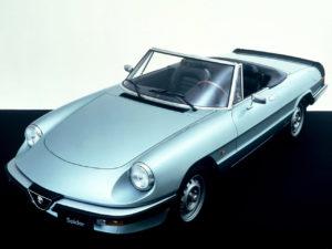 Alfa Romeo Duetto (14)