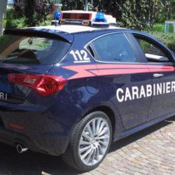 Alfa Romeo Giulietta carabinieri (3)