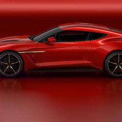 Aston Martin Vanquish Zagato Concept (9)