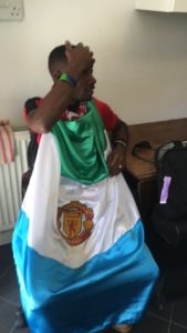 Moses UNITED FAN
