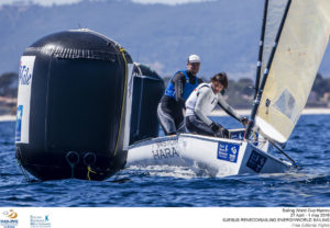 esus Renedo/Sailing Energy/World Sailing