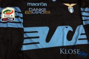 Foto tratta dal profilo Twitter della Lazio @OfficialSSLazio