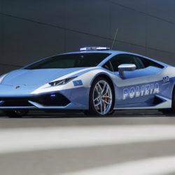 Lamborghini Huracan Polizia (1)