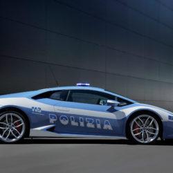 Lamborghini Huracan Polizia (2)