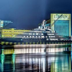 Azzam, lo yacht più grande del mondo
