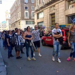 Milan-Juventus Coppa Italia tifosi (1)