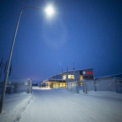 Pagani Huayra BC test sul ghiaccio (10)