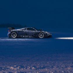 Pagani Huayra BC test sul ghiaccio (11)