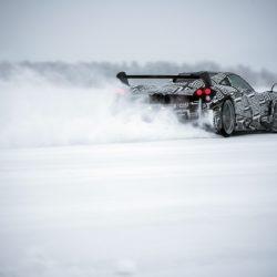 Pagani Huayra BC test sul ghiaccio (8)