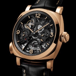RADIOMIR 1940 MINUTE REPEATER CARILLON TOURBILLON GMT ORO ROSSO - 49MM