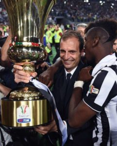 Pogba-and-Allegri-with-the-Coppa-Italia-Juventus-Lazio