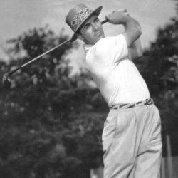 7. Samuel Jackson Snead (27 Maggio 1912 –23 Maggio, 2002) è stato un giocatore di golf professionista ed uno dei top players al mondo per più di un decennio. Snead ha vinto 82 Pga tour e 7 Majors. Non ha mai vinto gli U.s. Open ma è riuscito a conquistare  il West Vitginia Open 17 volte.