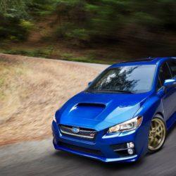 Subaru WRX STi (1)