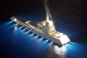 Super yacht A – 323 milioni di dollari