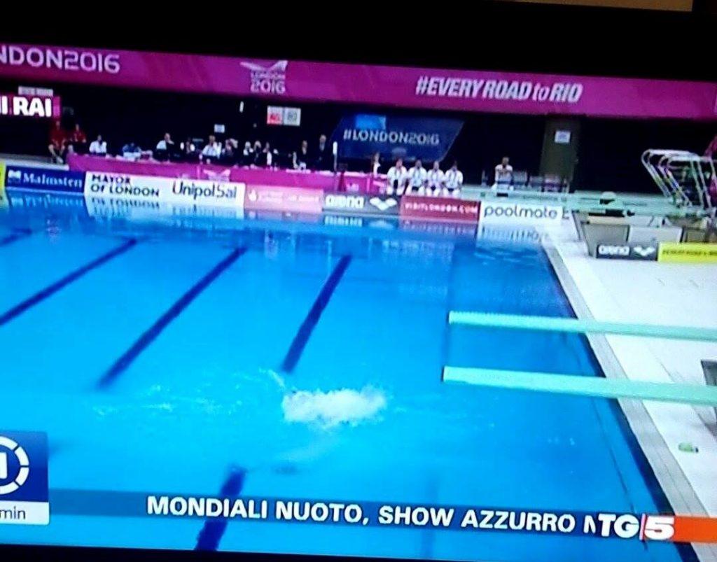 europei nuoto londra