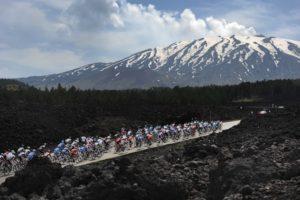 "Giro d'Italia 2011 - Nona tappa ""Messina-Etna"""