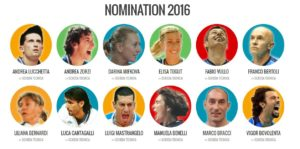 nomination 2016