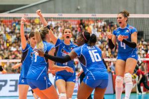 pallavolo italia volley