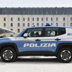 polizia renegade