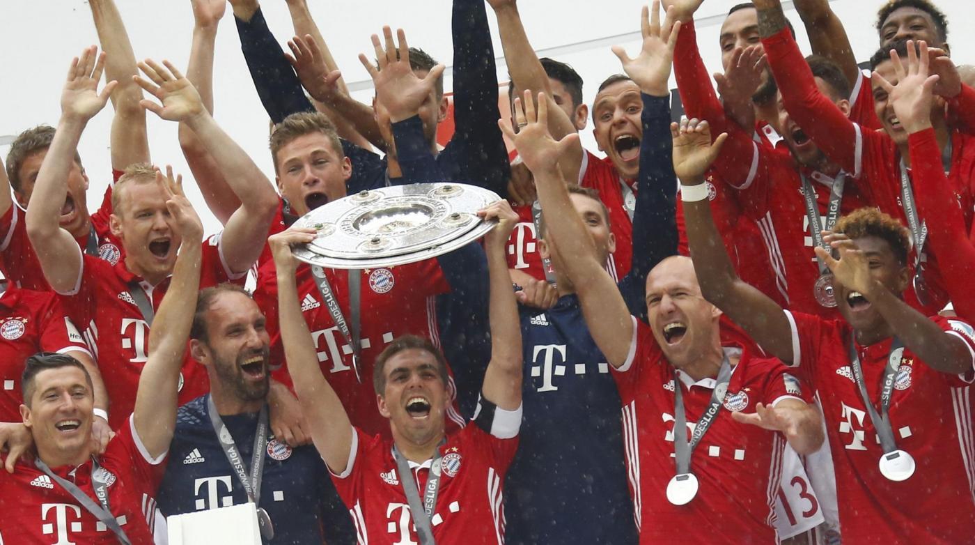 Bayern Munich vs Hannover 96