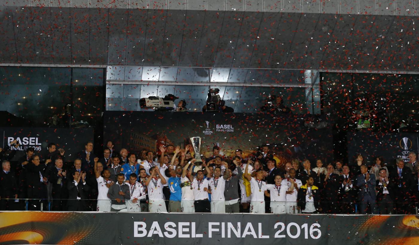 Finale UEFA Europa League – Il Siviglia batte il Liverpool