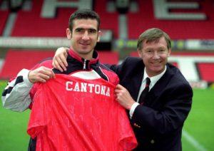 Eric Cantona compiera' 50 anni il 24 maggio