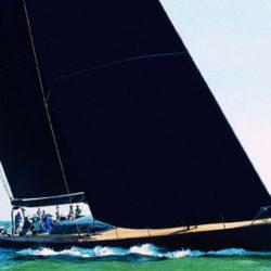Barca Stealth di Agnelli
