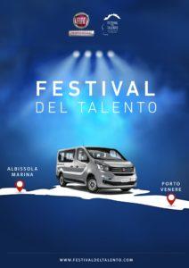 festival del talento locandina