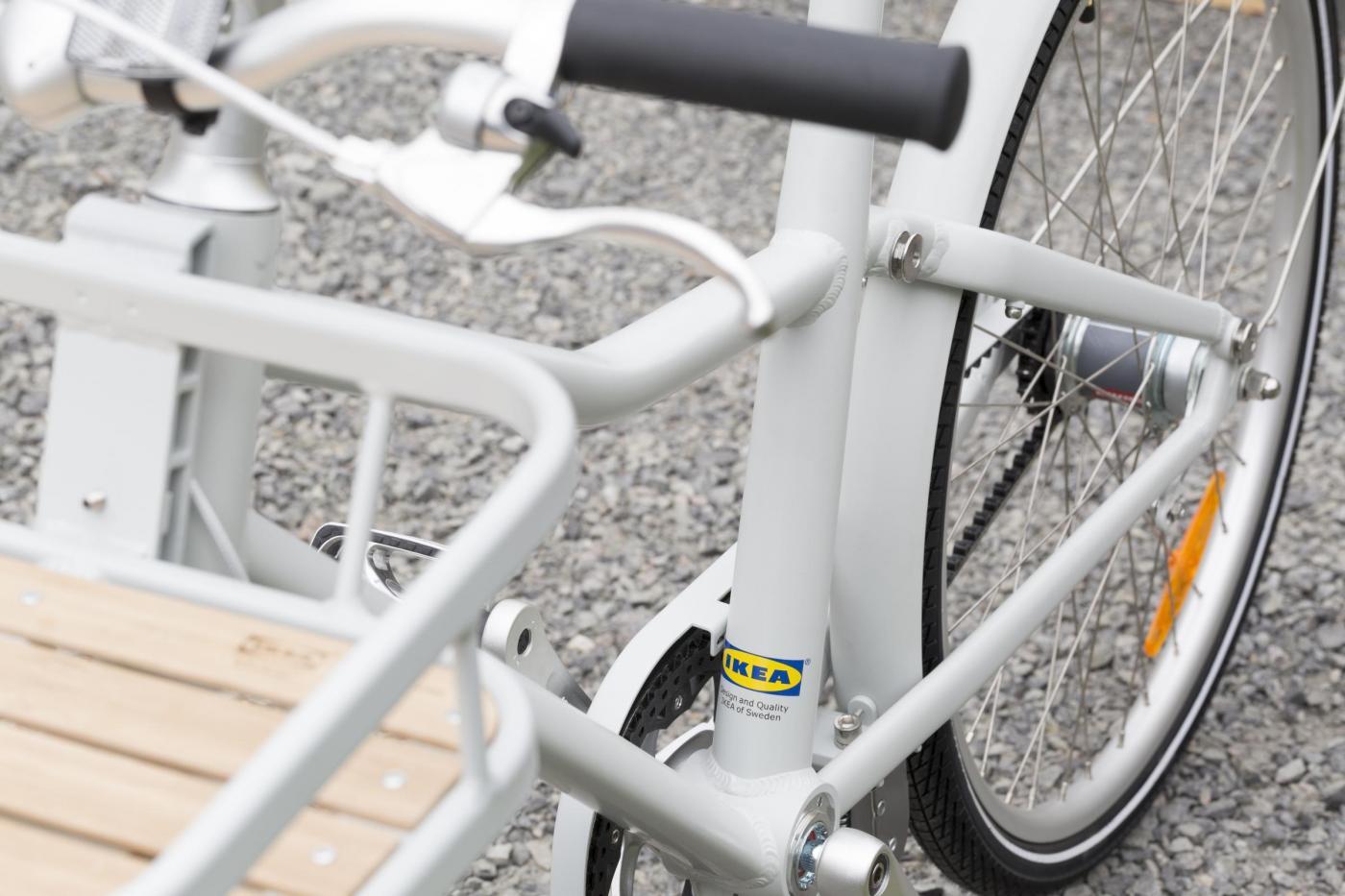 Ikea Lancia La Bicicletta Sladda Vincitore Del Premio Per Il