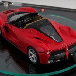 Ferrari LaFerrari Spider modellino (3)