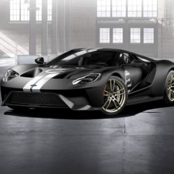 Ford GT 66 Heritage Edition (1)