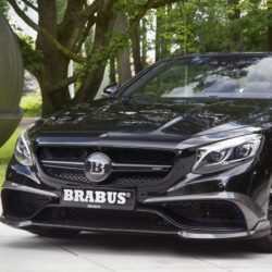 Mercedes S 63 AMG Cabrio by Brabus (10)