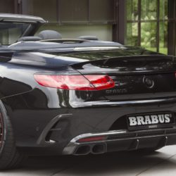 Mercedes S 63 AMG Cabrio by Brabus (11)