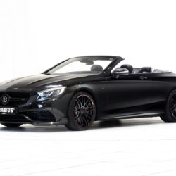 Mercedes S 63 AMG Cabrio by Brabus (19)