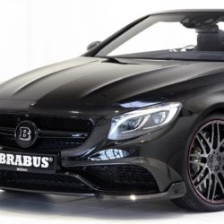 Mercedes S 63 AMG Cabrio by Brabus (25)