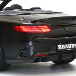 Mercedes S 63 AMG Cabrio by Brabus (27)