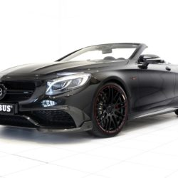 Mercedes S 63 AMG Cabrio by Brabus (3)