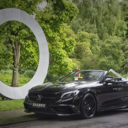 Mercedes S 63 AMG Cabrio by Brabus (4)