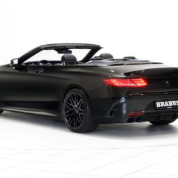 Mercedes S 63 AMG Cabrio by Brabus (6)