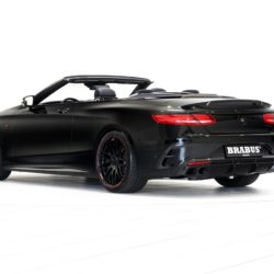 Mercedes S 63 AMG Cabrio by Brabus (7)