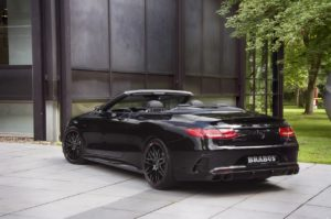 Mercedes S 63 AMG Cabrio by Brabus (8)