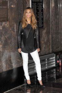Nicole Scherzinger accende le luci dell'Empire
