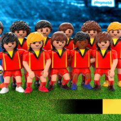 Euro 2016 playmobil belgio