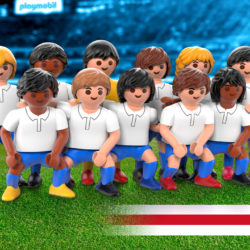 Euro 2016 playmobil inghilterra