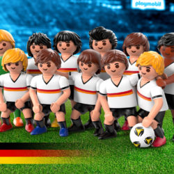Euro 2016 playmobil germania