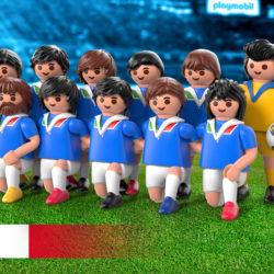 Euro 2016 playmobil italia